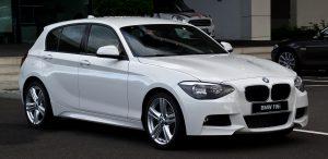 BMW 1 serien