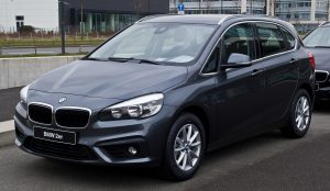 BMW 2 serien