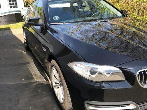 BMW 5 serien
